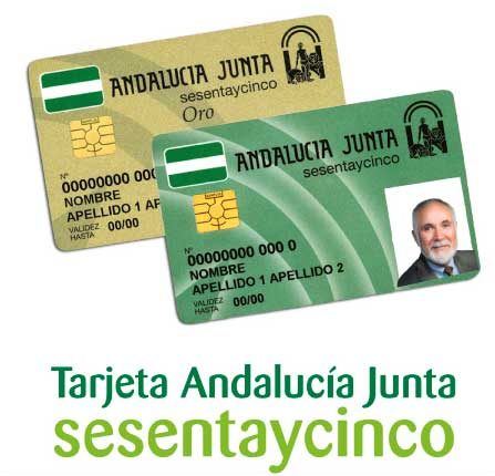 Tarjeta Andalucía Sesentaycinco Dentista Sevilla centro