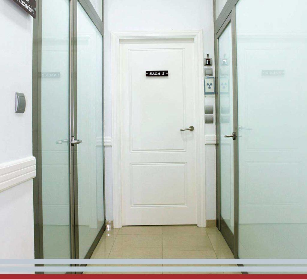 Instalaciones de clinica dental Sevilla centro