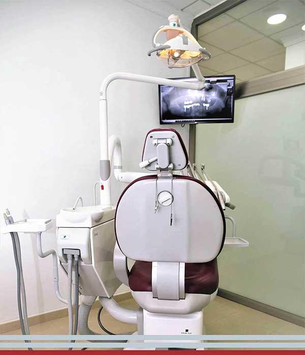 Gabinete de cirugía dental Sevilla