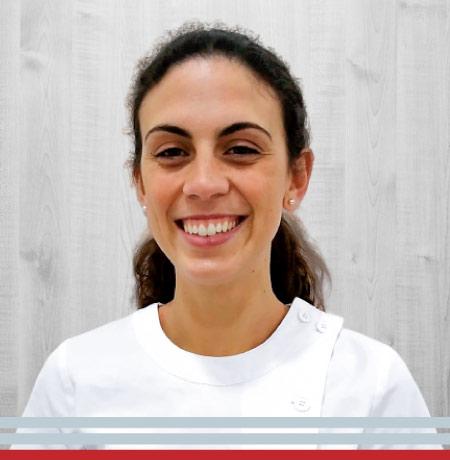Rocío García dentista en sevilla centro